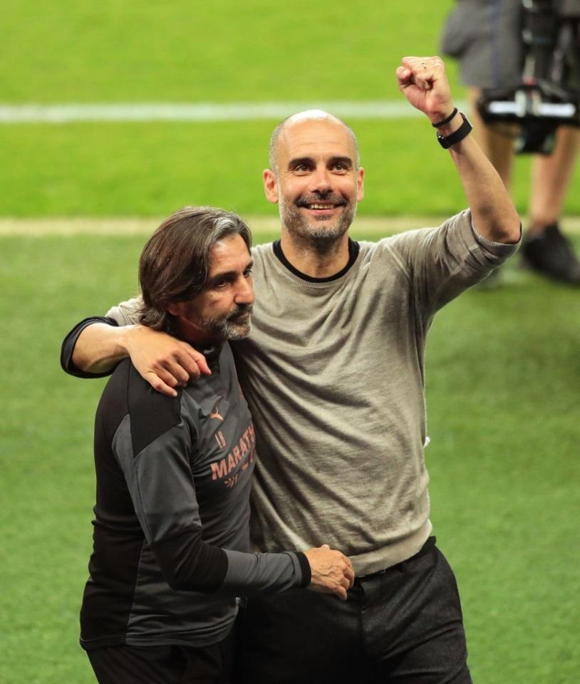 Man City đá bay Real Madrid, Pep Guardiola hết lời khen Jesus