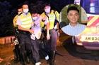 Tài tử TVB Dương Minh bị cảnh sát bắt vì say xỉn gây tai nạn
