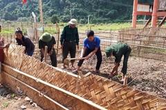 Bộ đội biên phòng Nghệ An xây dựng các mô hình giúp bà con Đan Lai giảm nghèo