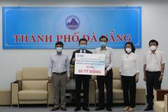 MB ủng hộ Đà Nẵng 5 tỷ đồng chống dịch Covid-19