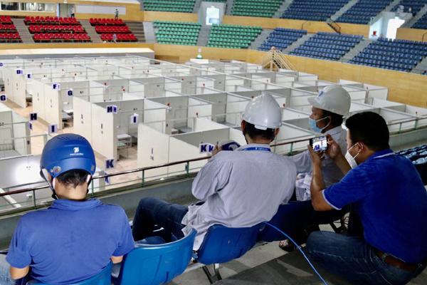 VNPT hoàn thành cung cấp dịch vụ viễn thông cho bệnh viện dã chiến Đà Nẵng