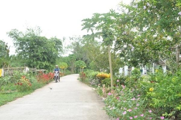Chính quyền quyết tâm, người dân đồng lòng, Long Phú về đích NTM sớm 1 năm