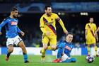 Trực tiếp Barca vs Napoli: Trông cả vào Messi