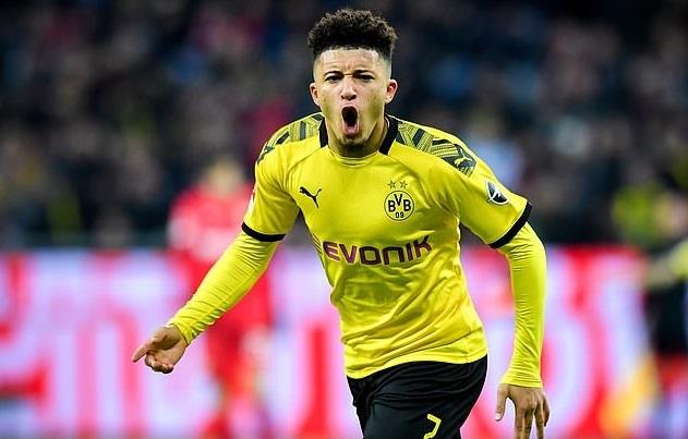 MU không nhúc nhích Jadon Sancho, Dortmund tung chiêu mới