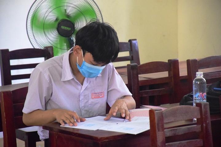 Quảng Nam: Bố trí 2 cán bộ y tế, 1 xe cấp cứu ở mỗi điểm thi
