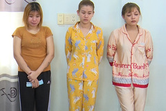 Nhóm đối tượng bắt nữ tiếp viên quán karaoke để đòi nợ