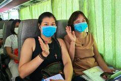 Nữ điều dưỡng Phú Thọ chia tay con gái nhỏ để vào vùng dịch Quảng Nam