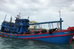 High Command of Coast Guard Region 3 detects vessel carrying 100,000 liters of non-origin DO oil