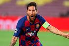 Messi rực sáng, Barca thổi bay Napoli