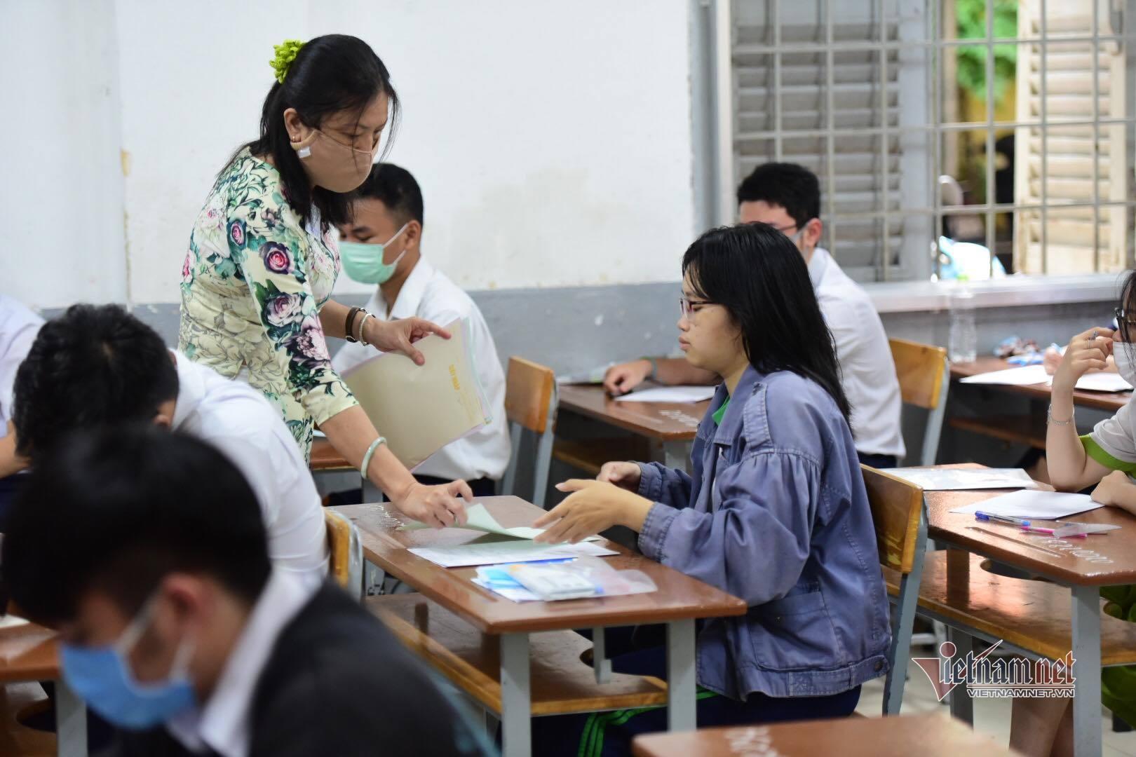 Điểm sàn Đại học Sư phạm Hà Nội từ 18,5 - 20 điểm