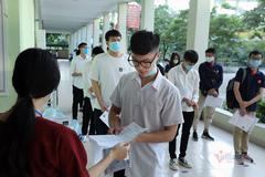 Bộ GD-ĐT dự kiến 2 phương án thi tốt nghiệp THPT đợt 2