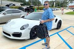 Tự in séc giả, người đàn ông Mỹ mua được siêu xe Porsche