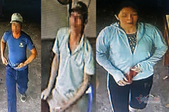 Vụ mất trộm 450 triệu trong khuôn viên ngân hàng: Xác định 4 nghi phạm
