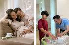 Đàm Thu Trang sinh con gái đầu lòng cho ông xã Cường Đô La