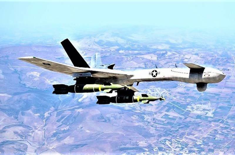 Kamikaze Drone - vũ khí mới nhất và chết chóc nhất?