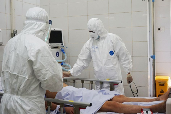 Ca tử vong vì Covid-19 thứ 11 tại Việt Nam