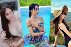 Hương Giang quyến rũ sau khi hẹn hò doanh nhân người Singapore