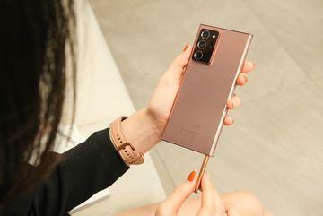 5 tính năng cao cấp của Galaxy Note20 Ultra 5G