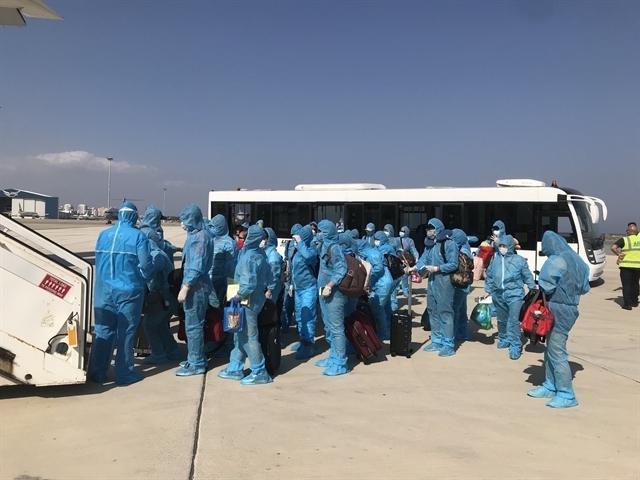 Vietnamese citizens repatriated from Cyprus, Saudi Arabia and Australia
