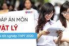 Đáp án tham khảo môn Vật lý thi tốt nghiệp THPT 2020, mã đề 215