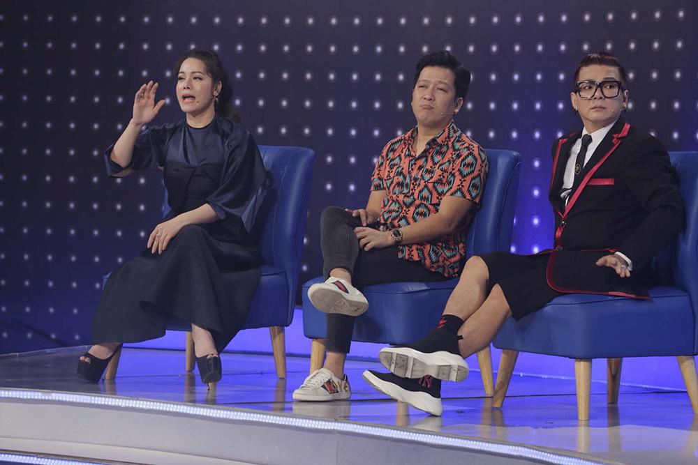 Nhật Kim Anh cực 'gắt' với Vũ Hà ở 'Giọng ải giọng ai'
