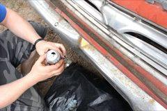 Những mẹo hay giúp đánh bay các vết rỉ sét trên ô tô