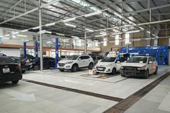Hyundai Lê Văn Lương ra mắt xưởng dịch vụ chính hãng cơ sở 2