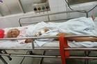 Giấc ngủ bất an dưới gầm giường của bé gái ung thư người Chăm
