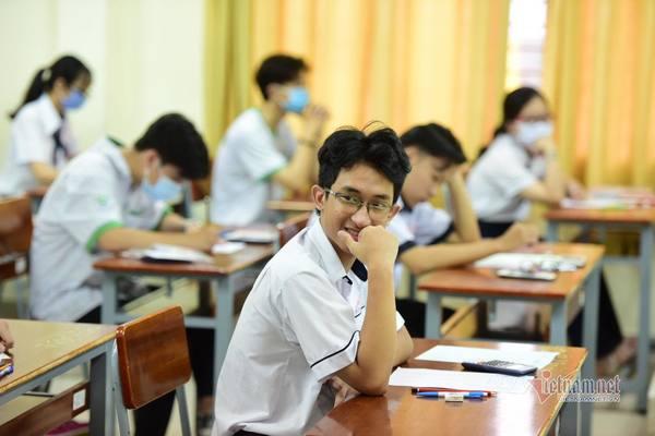 Hơn 1.600 thí sinh trúng tuyển vào Trường ĐH Sư phạm Hà Nội
