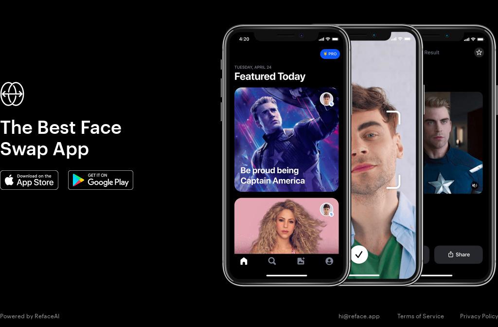 Ứng dụng ghép mặt Reface đang gây 'bão' mạng thu thập gì của người dùng?