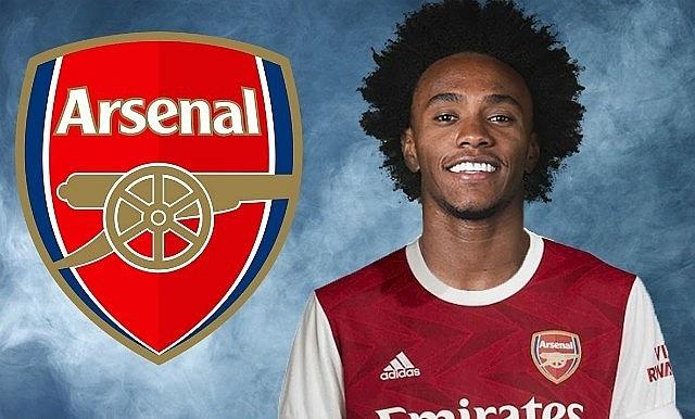 Willian viết tâm thư chia tay Chelsea, gia nhập Arsenal