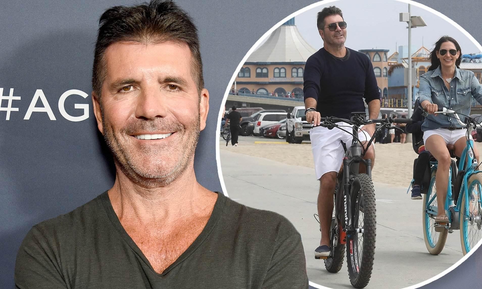 Giám khảo khó tính Simon Cowell ngã gẫy lưng khi đi xe đạp điện