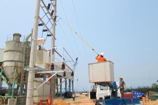 Nhờ yếu tố về điện, Đồng Hới sớm hoàn thành Chương trình xây dựng nông thôn mới