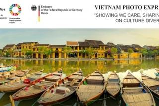 Thi ảnh 'Lan tỏa sự quan tâm, chia sẻ tầm nhìn về đa dạng văn hóa'