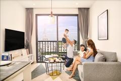 Ra mắt căn hộ dịch vụ cho thuê cao cấp ở Vinhomes Ocean Park