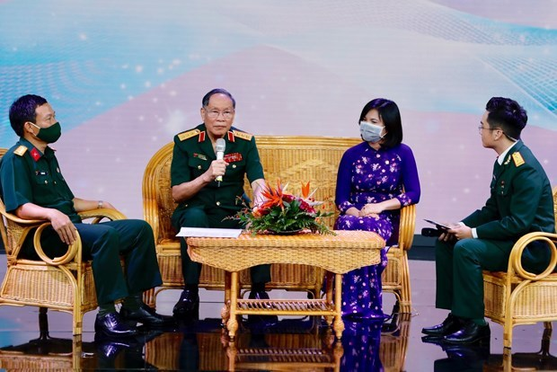 Online photo exhibition, conference spotlight AO/dioxin affairs in Vietnam