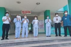 4 bệnh nhân Covid-19 đầu tiên tại Đà Nẵng khỏi bệnh