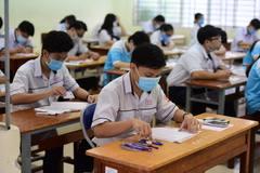 171 thí sinh trở về Đà Nẵng dự thi tốt nghiệp THPT đợt 2