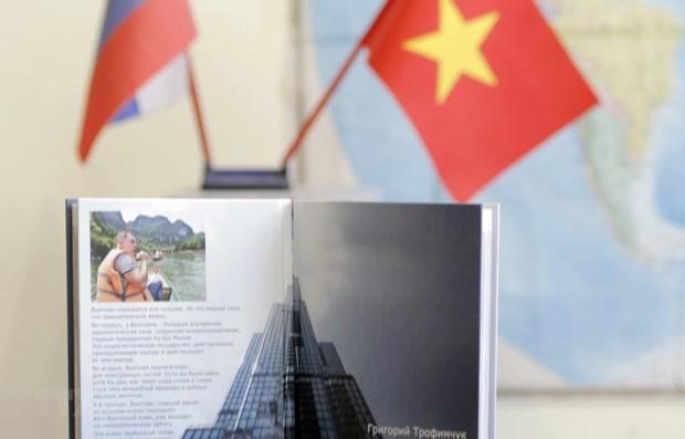 Russian book features modern, innovative Vietnam