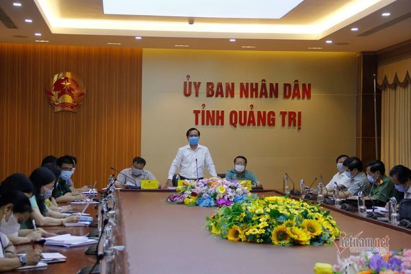 TP Đông Hà bắt đầu thực hiện cách ly toàn xã hội trong 15 ngày
