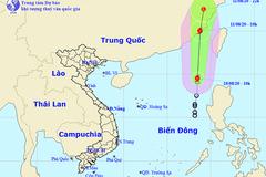 Bão số 3 giật cấp 10 hướng vào Trung Quốc
