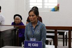 Giảm án tù cho người phụ nữ bán tăm tre gây tai nạn chết người