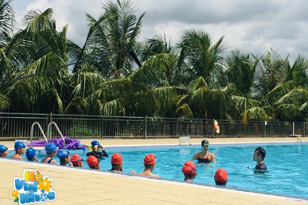 Học bơi thế nào cho đúng?
