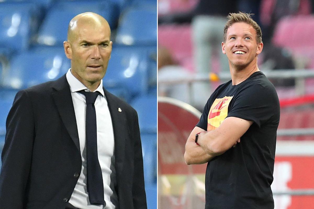 Zidane mâu thuẫn sếp lớn, Real Madrid nhắm tướng trẻ 33 tuổi