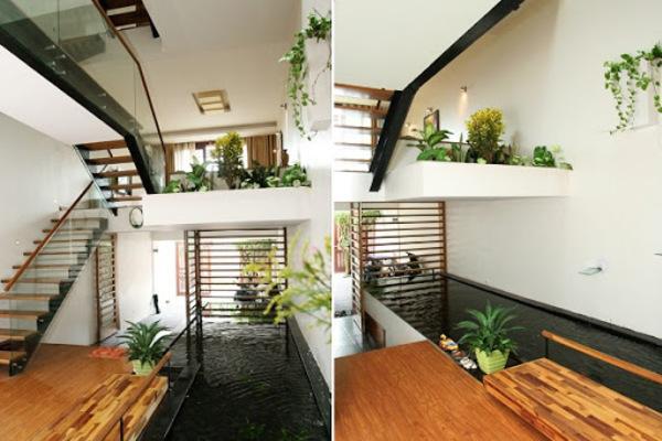 Muôn kiểu 'tậu' cây xanh vừa trang trí nhà, vừa giúp gia chủ khỏe