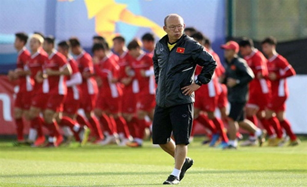 Vietnam prepare for World Cup 2022 qualifiers