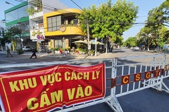 0h đêm nay, Đà Nẵng dỡ phong tỏa thêm một bệnh viện và khu dân cư