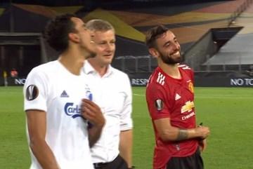 Solskjaer suýt thay Bruno Fernandes trước khi 'giải cứu' MU