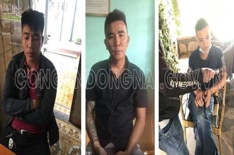 Bắt khẩn cấp băng nhóm hỗn chiến bằng mã tấu giữa đường ở Đồng Nai