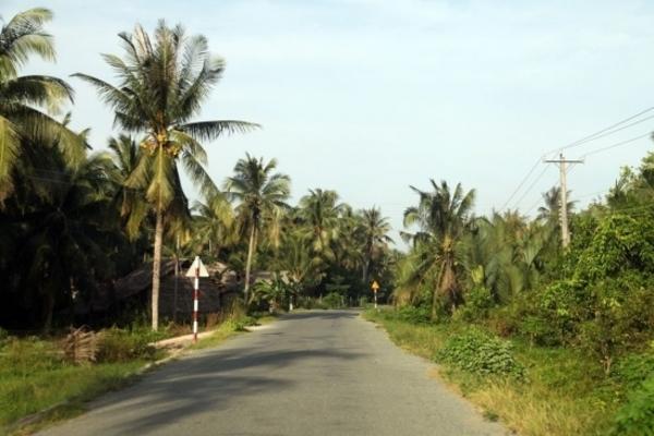 Huyện Càng Long đã đạt 6/9 tiêu chí nông thôn mới